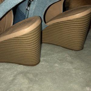 Nautica Shoes - NWT 💜NAUTICA💜 Denim Sandals.